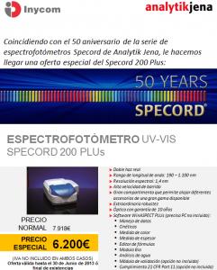 Oferta Specord 200 Plus