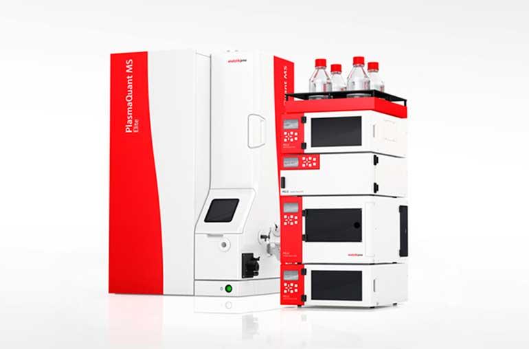 PlasmaQuant® MS. Analytikjena — Half Your Argon Consumption with the Eco Plasma