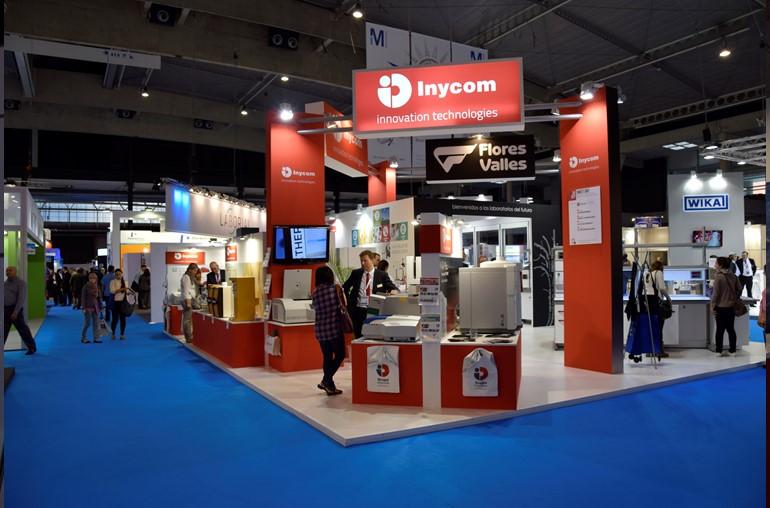 inycom en expoquimia 2017