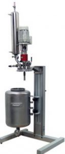 reactor de alta precisión