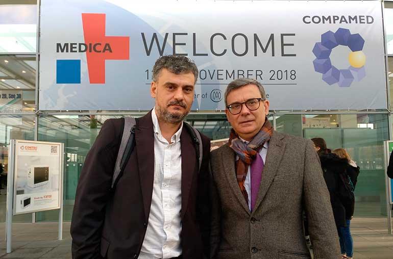 Medica en Dusseldorf: impresiones de una de las grandes ferias del sector hospitalario