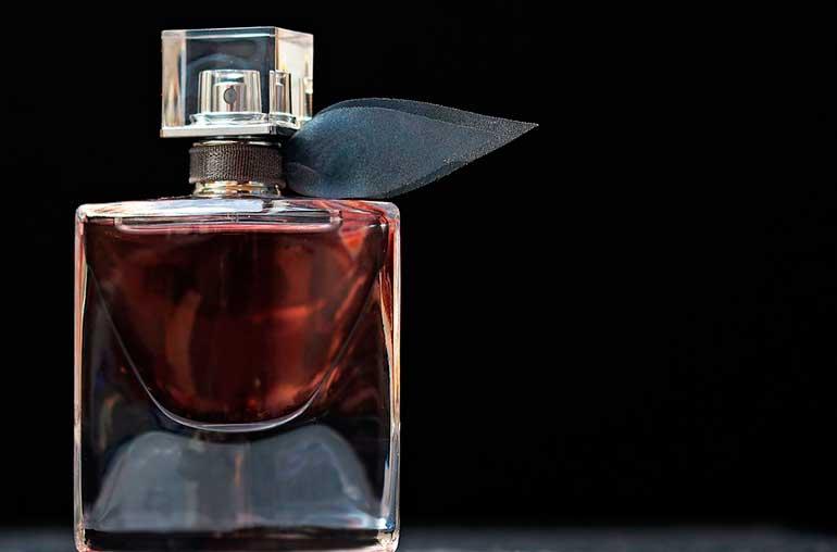 Pruebas de inflamabilidad de fragancias y aromas