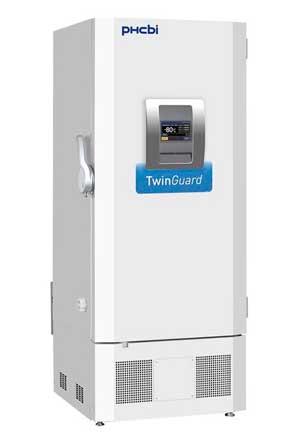 Congeladores TwinGuard de PHCbi