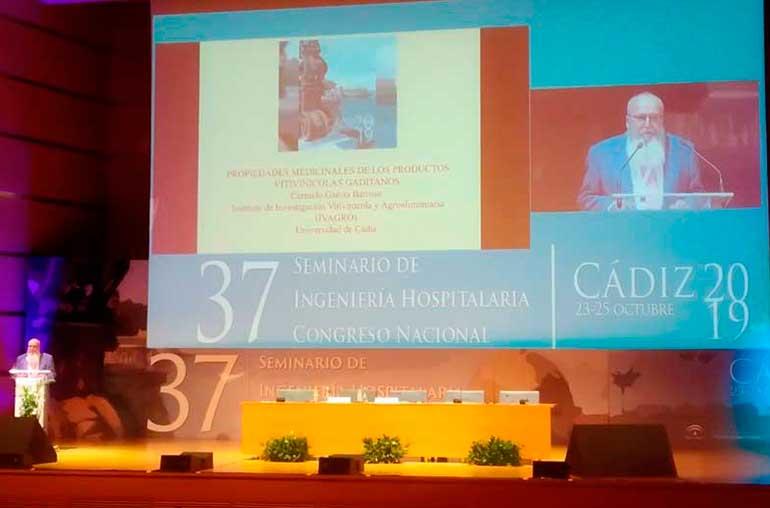 XXXVII Seminario de Ingeniería Hospitalaria – Congreso Nacional