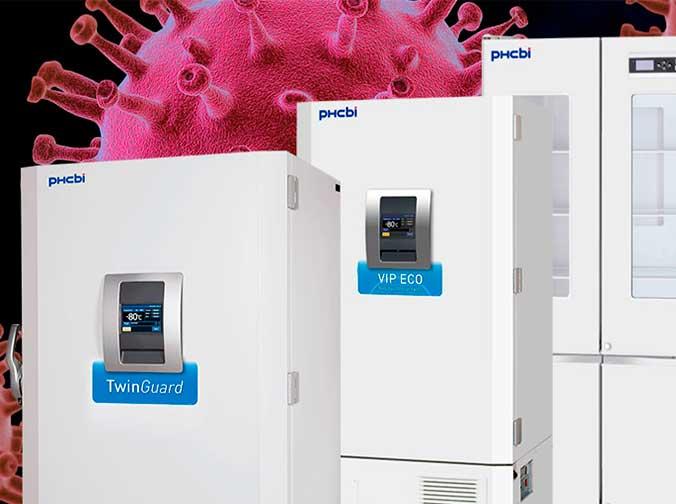 Gama diseñada para el almacenamiento y conservación de vacunas más fiable